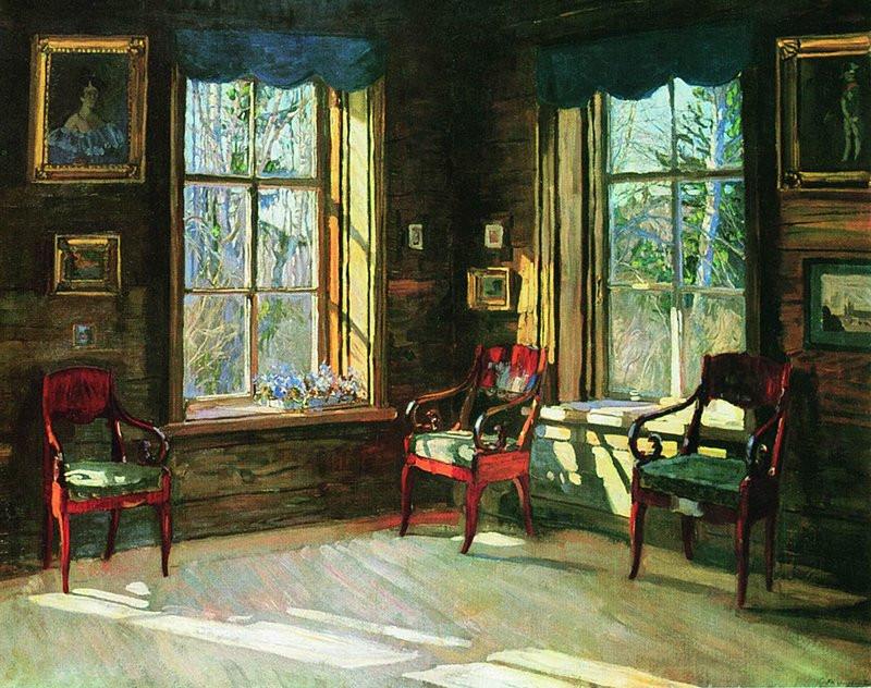 Spring Sunshine, 1913